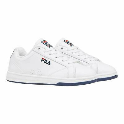 New Fila Women's Reunion White Athletic Leather Sneakers Shoes Comfort PICK SIZE