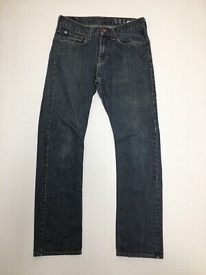 Mens Boys Bullhead Jeans Size 31/32 Slim fit
