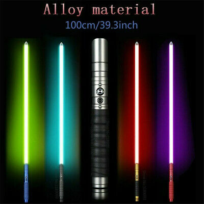Lightsaber Jedi Sith Luke Light Saber Force FX Heavy Dueling Rechargeable