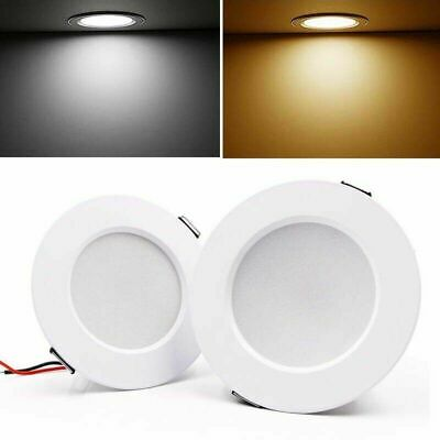 Recessed LED Ceiling Panel Downlight Light Spotlight Wall Lamp Lighting 5W-15W