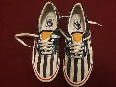 MENS VANS OFF the wall Trainers Size Uk 8.5 usa 9.5 50th