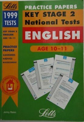 KS2 National Tests English (At Home with the National Curriculum S.), Lisle, Joh