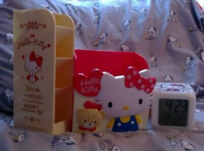 Hello Kitty Three Piece Lot