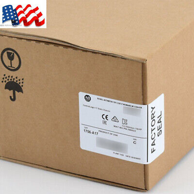 US Pro Allen-Bradley 1756-A17,17Slot ControlLogix Chassis Module Warranty Sealed