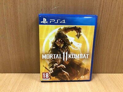 Mortal Kombat 11 for PS4 RO 119338