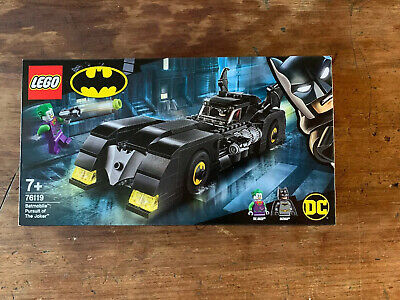 Lego DC Comics Batman Batmobile 76119 Pursuit of The Joker Kids Brick Universe