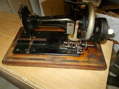 Vintage Frister And Rossmann Sewing Machine 1930's