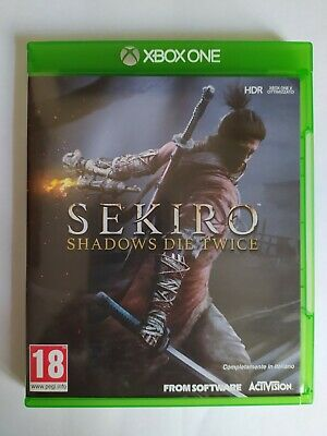 SEKIRO: Shadows Die Twice - Xbox One -  Pal italiano