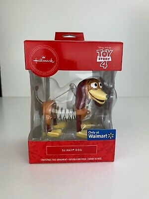 2019 Hallmark Toy Story 4 Slinky Dog Christmas Ornament Holiday Decor Keepsake