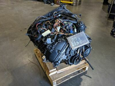 Engine Assembly 2.5L Fits 99-00 BMW Z3 OEM  M52