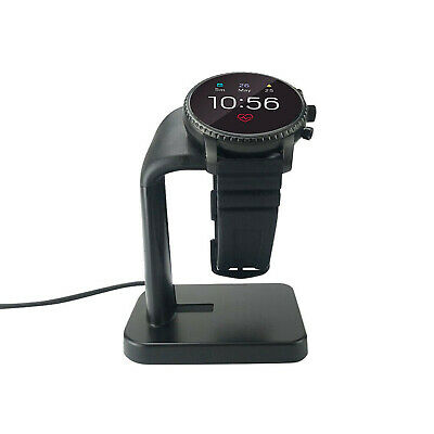Fast Charger Magnetic Charging USB Cable Dock Stand For Fossil 4 Smart Watch