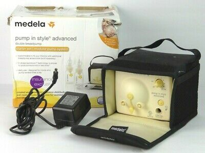 Medela Double Breast Pump WORKS GREAT