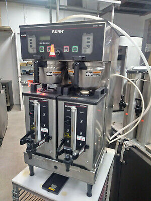 33500.1000  Bunn Used Dual Coffee Brewer Includes Free Shipping