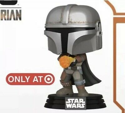 Funko Pop Star Wars The Mandalorian Target Exclusive Mandalorian Preorder