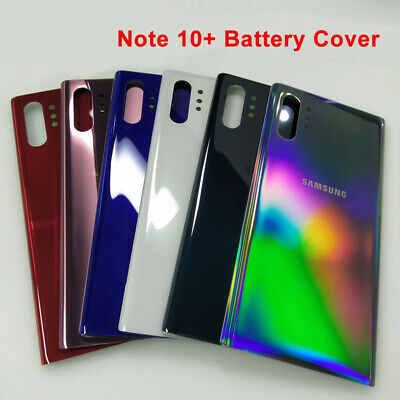 For Samsung Galaxy Note10 Plus Note 10+ OEM Replacement Back Glass Battery Cover