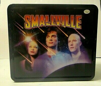 Smallville Double Sided Metal Lunch box. (Ripple Junction)