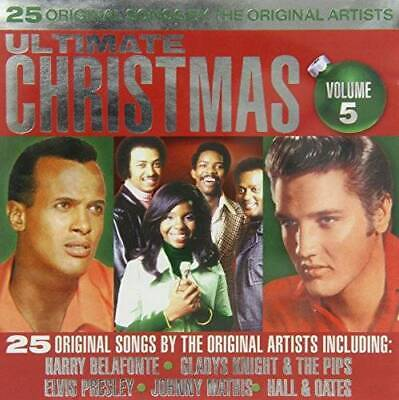 Ultimate Christmas Album Vol.5 by VARIOUS ARTISTS