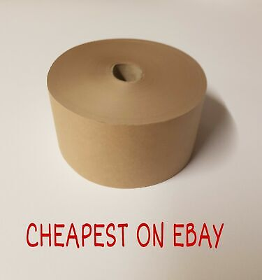 Gummed Tape 70mm x 200m Picture Framing Tape Gum Tape Gummed Paper Gum Strip