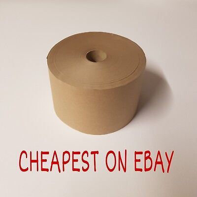 Gummed Tape 90mm x 200m Picture Framing Tape Gum Tape Gummed Paper PROMO POST