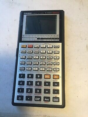 Casio fx-7000G Scientific Graphing Calculator. Tested Working. New Batteries.