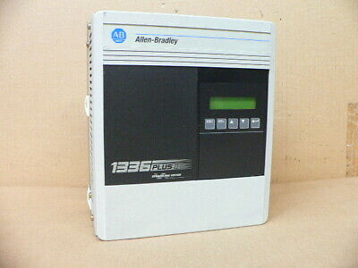 Allen Bradley 5 Hp 1336 Plus Ac Vfd Variable Frequency Drive 1336F-Brf50-An-En