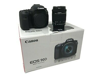 Canon EOS 90D camera with 18-55 IS STM - 2 Year Warranty - UK NEXT DAY DEL