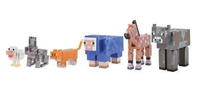 Minecraft Series 3 Action Figure Tame Animal Pack