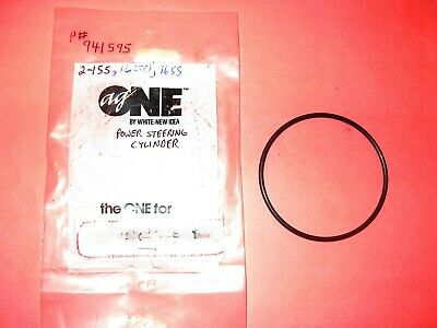 White, Oliver, MM Tractor NOS Power Steering Cylinder O-Ring Part# w941595