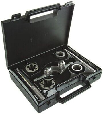 RS Pro HSS DIE SET 20mm & 25mm Diameter, Matching Guides, Removable Handle