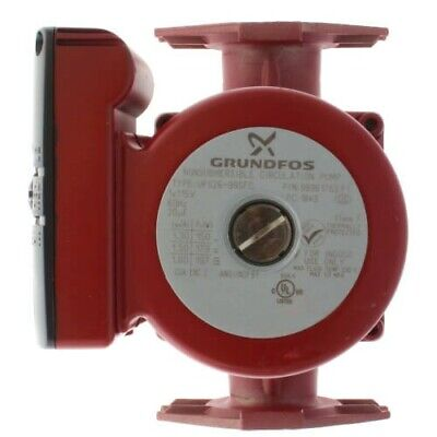 Maxflow 17.5 gpm head 15.5 ft GPD15-4SFC 3-Spd Circulator Pump w//chk valve 115V