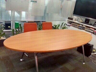 office board table and chairs