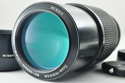 Exc++++ NIKON Ai Zoom NIKKOR 80-200mm f/4.5 from Japan #4278