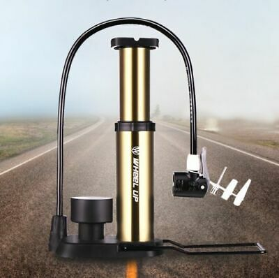 Bike Pump Ultra Light shiny Cycertec Pompa Bici leggera