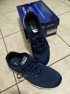 SCARPE SKECHERS FLEX Advantage 3.0 Stally Numero 45 Colore