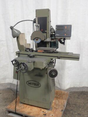 """Mitsui  Msg-200Mh Surface Grinder  6"""" X 12"""" 11191380003"""