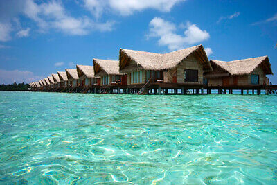 Maldives Holiday Travel All Inclusive incl Flight and Hotel Honeymoons £1,499pp