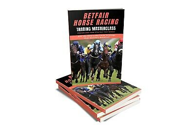 Betfair Horse Racing Trading Masterclass - Proven Long Term Strategy That Works!