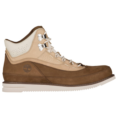 """Timberland North 43 Mid Classic 6 Inch 6"""" Hiking Boots New Tan Brown TB0A1ONT"""