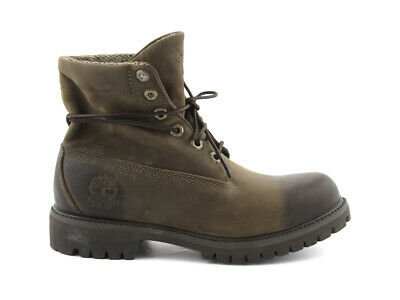 TIMBERLAND AF ROLL Top 6 Inch Boots Schnürstiefel Stiefel