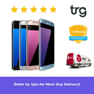 Samsung Galaxy S7 Edge 32GB - SM-G935 - Smartphone Mixed Colours Grades Networks