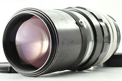 🔸OPT MINT🔸 Nikon NIKKOR-Q Auto 200mm f4 Ai-Converted Telephopto MF Lens Japan