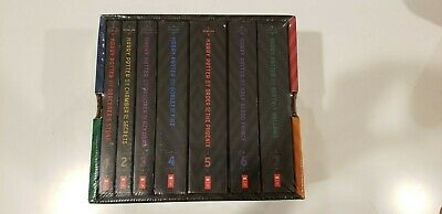 Harry Potter The Complete Series Box Set Books 1-7 -Brand New J.K. Rowling