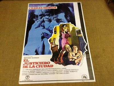 Used - THE RIGHTEOUS OF THE CITY - Poster Poster Cinema - 1975