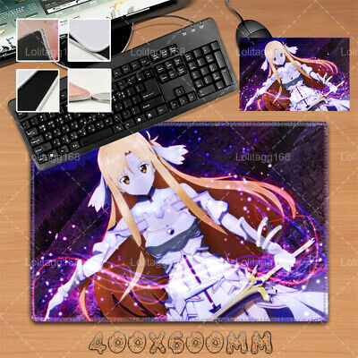 Sword Art Online Alicization Large Mouse Pad Playmat Anime Keyboard Mat 70x30cm
