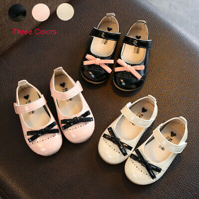 Baby Girls Sandals Toddler Infant Kid Bowknot Party Princess Sweet Shoes Sandals