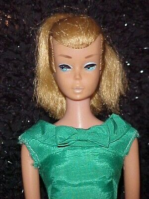 Vintage Swirl Barbie Tlc