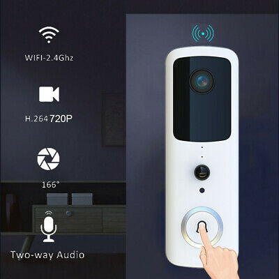 OEM Hikvision Doorbell Camera Intercom Wireless WIFI 16GB SD included BLOWOUT!!