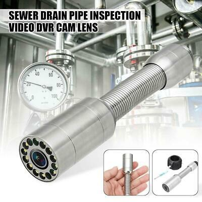 12 LED Camera Lens For Sewer Pipe Inspection Snake Video System GSY9200 GSY9000