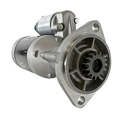 New Starter For Mustang Skid Steer 2060 2070 552 960 4JB1 Isuzu Diesel SND0137