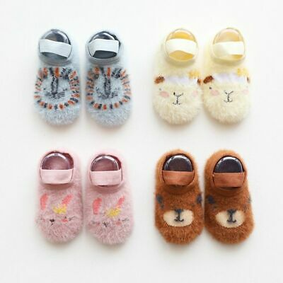 Thicken Cartoon Baby Socks Infant Girls Kids Warm Children's Newborn Boys